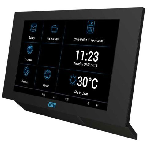 Indor Touch 2.0, Black