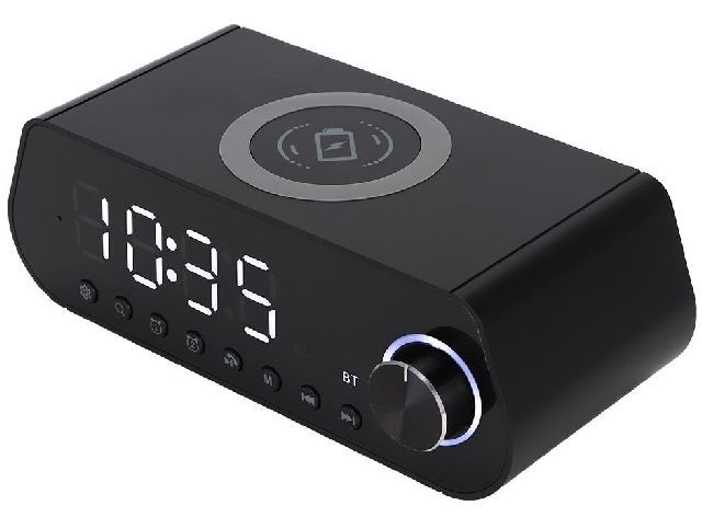 MX23 BT alarm clock speaker