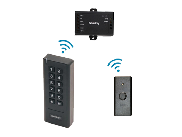 SK3-EM Wireless Access Keypad Reader EM card