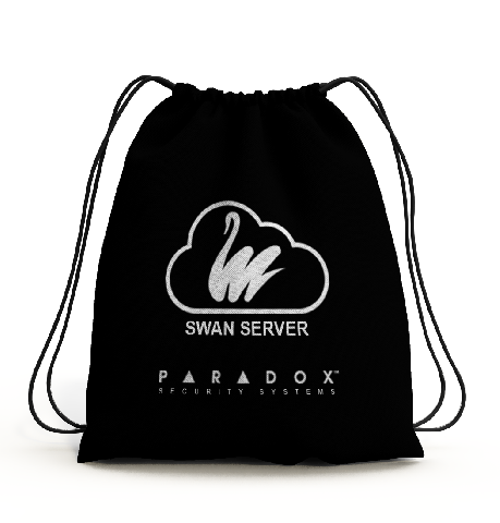 PARADOX PROMO BAG BLACK